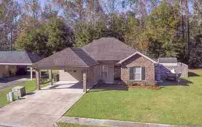 Houma Single Family Home For Sale: 435 T Leigh Drive