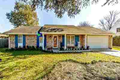 Thibodaux Single Family Home For Sale: 309 Price Lane