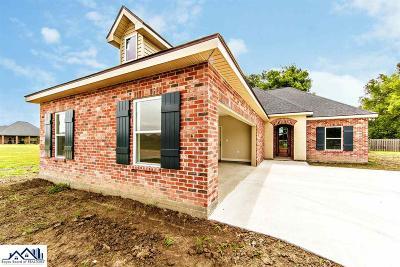 Thibodaux Single Family Home For Sale: 118 Chevreuil Court