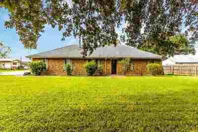 Houma Single Family Home For Sale: 612 Vice Road