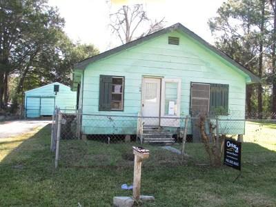 Houma Single Family Home For Sale: 198 Henderson Street