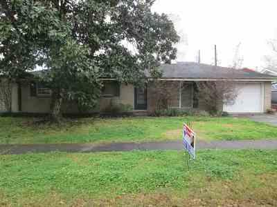 Houma Single Family Home For Sale: 2597 K Street