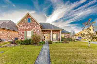 Houma Single Family Home For Sale: 211 Jaden Lane