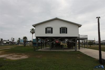 Grand Isle Single Family Home For Sale: 1036 La Hwy 1