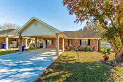 Patterson Single Family Home For Sale: 421 Leo Drive