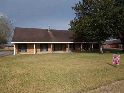 Thibodaux Single Family Home For Sale: 316 Supercharge Drive