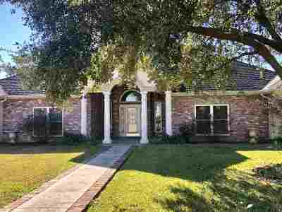 Houma Single Family Home For Sale: 4936 Imperial Drive