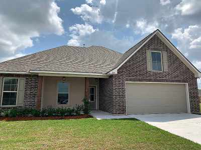 Thibodaux Single Family Home For Sale: 323 Bishops Court