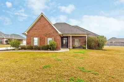 Thibodaux Single Family Home For Sale: 443 Glenwild Drive