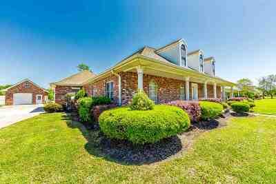 Houma Single Family Home For Sale: 115 Ouiski Bayou Drive