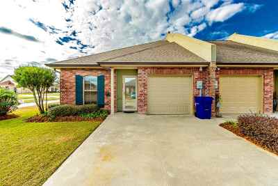 Thibodaux Single Family Home For Sale: 200 Harkey Drive