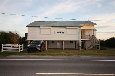 Grand Isle Single Family Home For Sale: 3672 Highway 1
