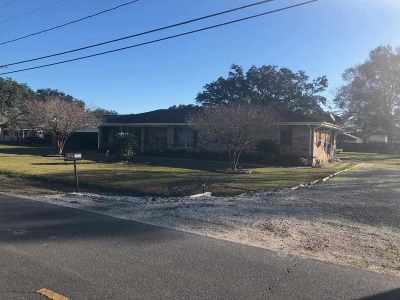 Bourg Single Family Home For Sale: 130 Texas Gulf Road