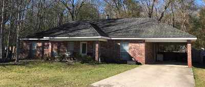 Patterson Single Family Home For Sale: 616 Leo Drive