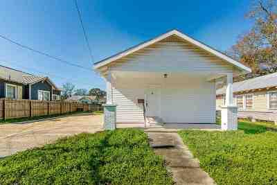 Houma Single Family Home For Sale: 209 Williams Avenue