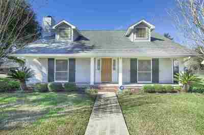 Thibodaux Single Family Home For Sale: 401 Cedar Tree Drive