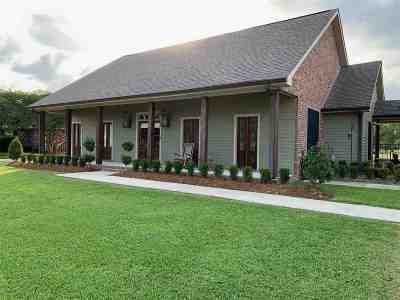 Thibodaux Single Family Home For Sale: 620 Parkside Drive