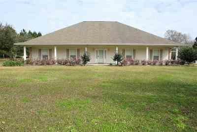 Houma Single Family Home For Sale: 10223 E Park Avenue