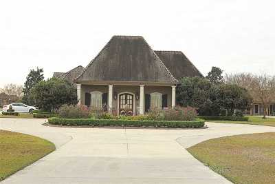 Houma Single Family Home For Sale: 4648 Highway 311