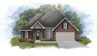 Thibodaux Single Family Home For Sale: 319 Pond Drive