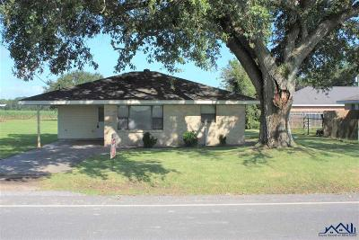 Thibodaux Single Family Home For Sale: 702 Brule Guillot Road