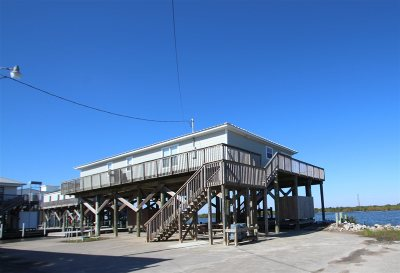 Grand Isle, Fourchon Single Family Home For Sale: 135 Rush