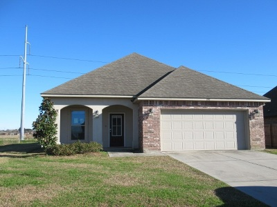 Thibodaux Single Family Home For Sale: 292 Cottage Way
