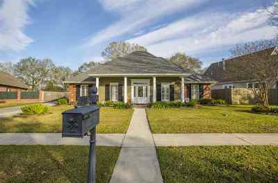 Houma Single Family Home For Sale: 310 Meandering Way