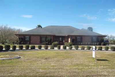 Houma Single Family Home For Sale: 5578 Grand Caillou Road