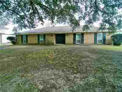 Napoleonville Single Family Home For Sale: 102 Clause Estates