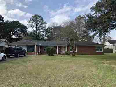 Houma Single Family Home For Sale: 508 Buena Vista Boulevard