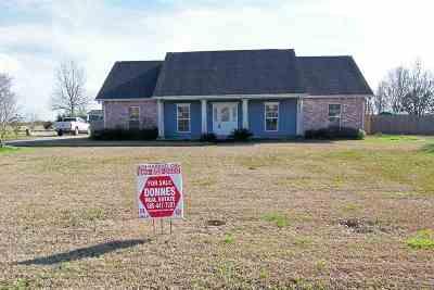 Thibodaux Single Family Home For Sale: 2403 Southdown Drive