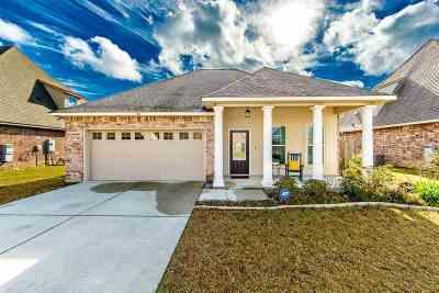 Thibodaux Single Family Home For Sale: 148 Ainsley Drive
