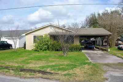 Thibodaux Single Family Home For Sale: 201 Washington Avenue