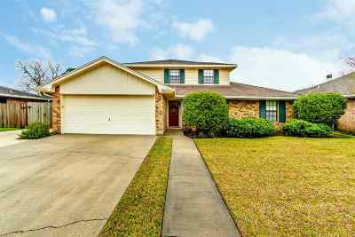 Houma Single Family Home For Sale: 213 Wellington Drive