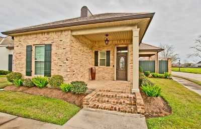Houma Single Family Home For Sale: 319 Rue St Sydney