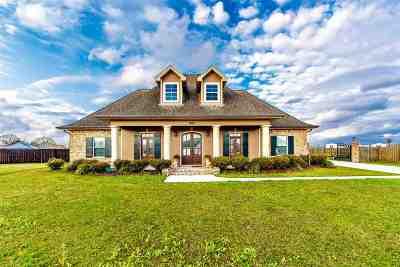 Gray Single Family Home For Sale: 202 Hattie Virginia Drive