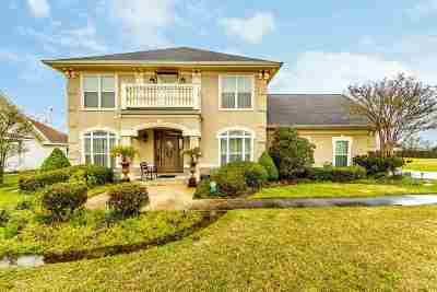 Houma Single Family Home For Sale: 140 Manchester Drive