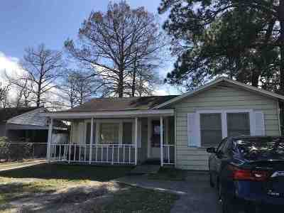 Morgan City Single Family Home For Sale: 306 Glenwood Avenue