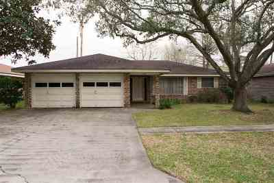 Morgan City Single Family Home For Sale: 1300 McDermott Drive