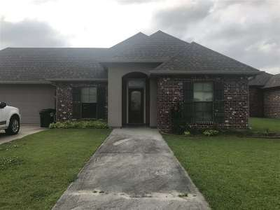 Houma Single Family Home For Sale: 338 Lansdown Drive