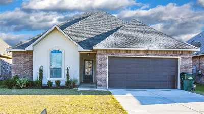 Houma Single Family Home For Sale: 418 Cypress Garden Drive