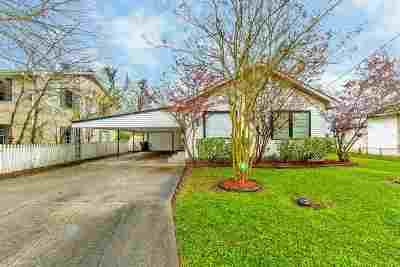 Houma Single Family Home For Sale: 828 Elm Street