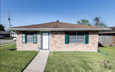 Houma Single Family Home For Sale: 1401 Keith Street