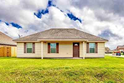 Thibodaux Single Family Home For Sale: 202 Harvest Court