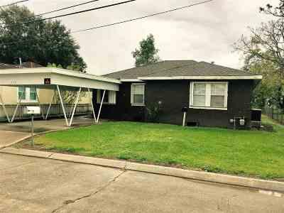 Houma Single Family Home For Sale: 812 Elder Street