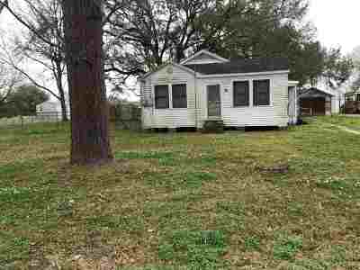 Gray Single Family Home For Sale: 290 Bayou Blue Bypass Road