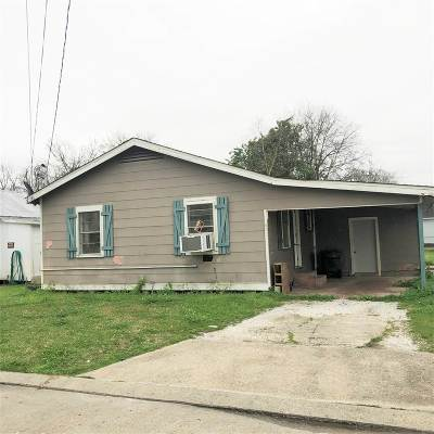 Houma Single Family Home For Sale: 621 Marmande Street