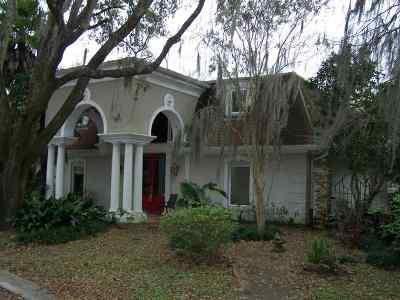 Houma Single Family Home For Sale: 32 Parkway Circle