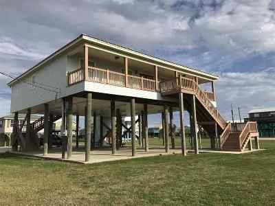Grand Isle, Fourchon Single Family Home For Sale: 2327 Highway 1